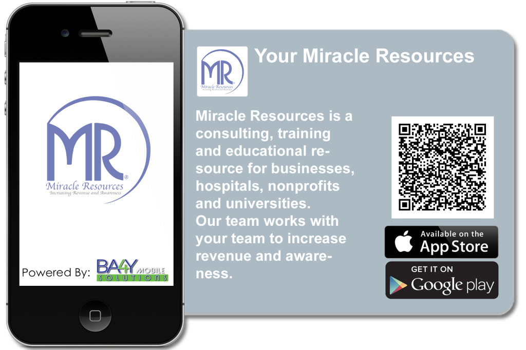 Download Your Miracle Resources App!